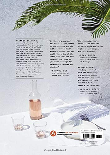 Saltwater Table Cookbook