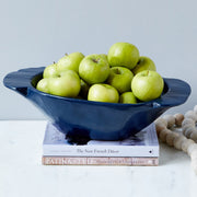 Vintage Dough Bowl - Navy