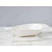 Vintage Dough Bowl - White