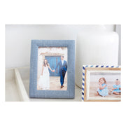 Lido Photo Frame in Light Blue
