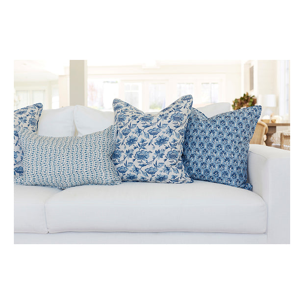 Bonnet Shores Linen Pillow