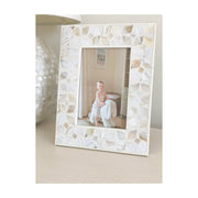 Sea Isle Mother of Pearl Photo Frame