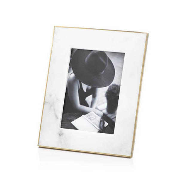 Carmel Marble Photo Frame - 2 Sizes