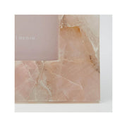Caribbean Pink Quartz Photo Frame - 2 Sizes