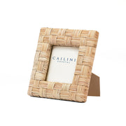 Grasse Natural Cane Photo Frame