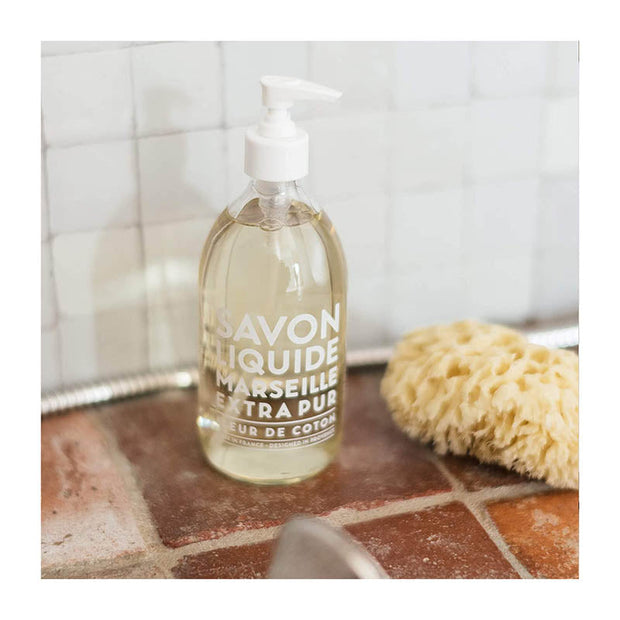 Compagnie de Provence Liquid Marseille Soap - Cotton Flower