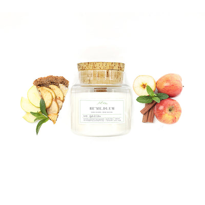 LIMITED EDITION RE'ME.DI.UM Apple & Clove Candle