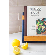 Bali Cookbook Holder - Navy