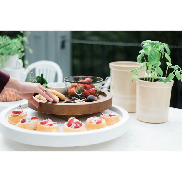 Pine Lazy Susan - Small