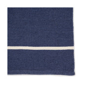 Pismo Stripe Indoor/Outdoor Rug - Navy/White