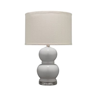 Bubble Table Lamp - Dove Grey