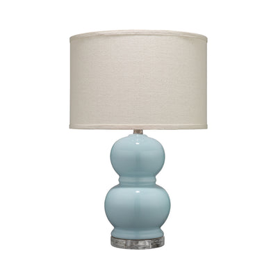 Bubble Table Lamp - Light Blue