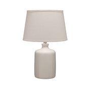 Milk Jug Table Lamp - Cream