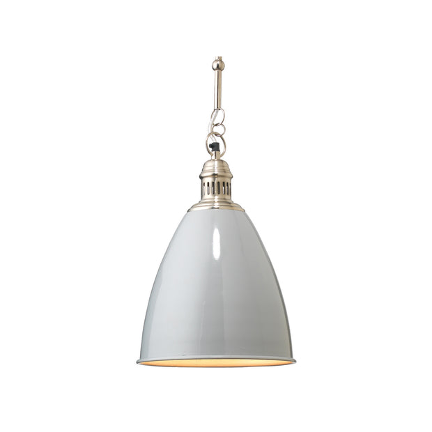 Sag Harbor Pendant - Grey