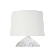 Folly Table Lamp - White