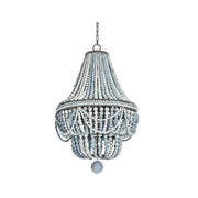 Sarasota Chandelier - Blue