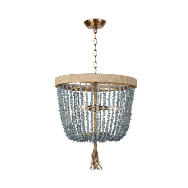 Lahaina Beaded Chandelier