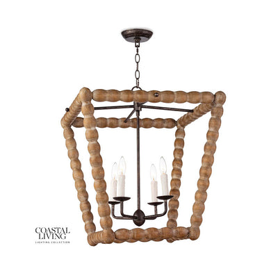 Chesapeake Lantern - Natural