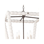 Chesapeake Lantern - White