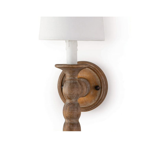 Chappaquiddick Sconce - Natural