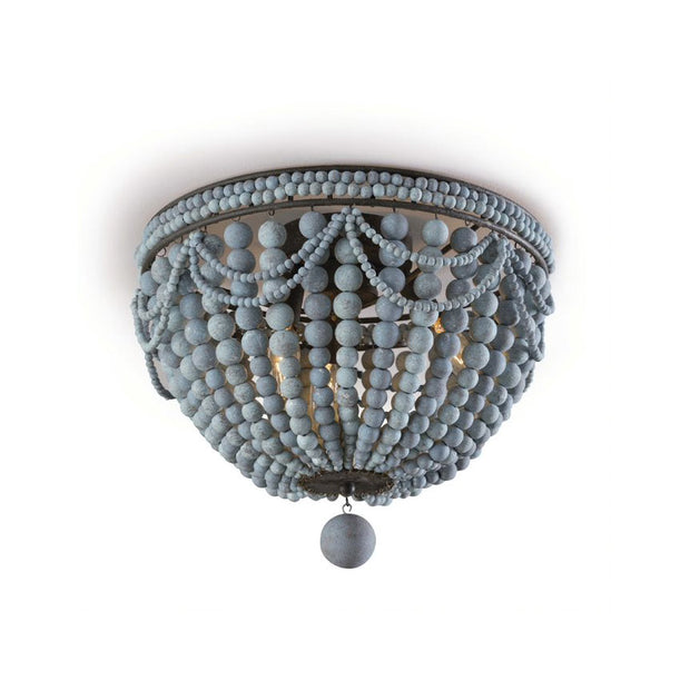 Sarasota Flush Mount - Blue
