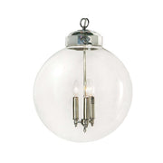 Seabrook Pendant - Polished Nickel