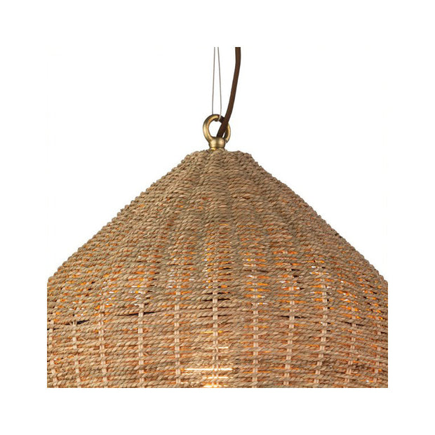Folly Pendant - Natural