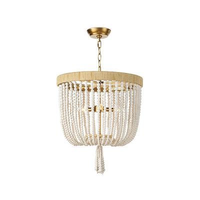 Wailea Beaded Chandelier