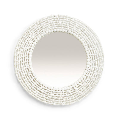 Santorini Beaded Wall Mirror