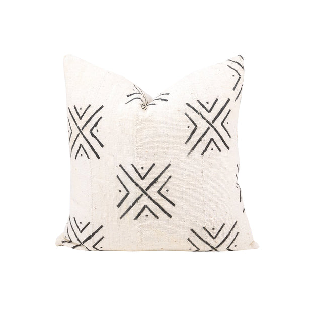 Cambria African Mud Cloth Pillow