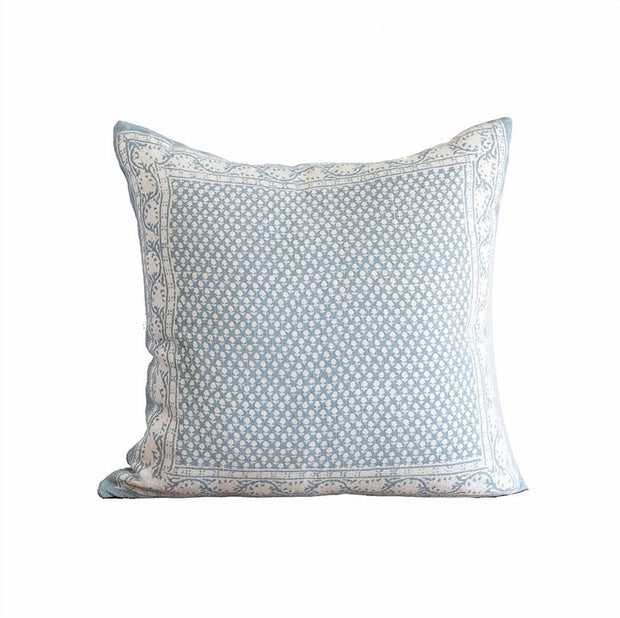 Bay Linen Pillow - Ocean