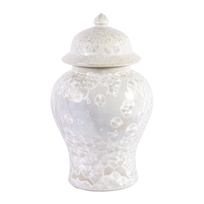 Mother of Pearl Temple Jar