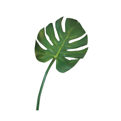 Monstera Palm Leaf