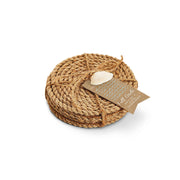 Jute Rope Coasters (set of 4)