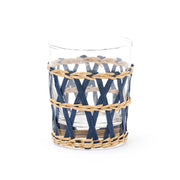 Island Wrapped Navy Tumblers