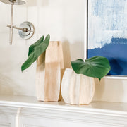Bondi Mango Wood Vase - 2 Sizes