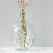 Recycled Glass Demijohn