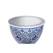 Chinoiserie Porcelain Planter