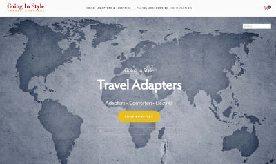 Adapter and Converter Website Redesign