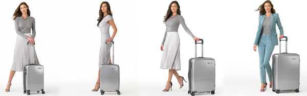 Briggs & Riley Sympatico Silver Anniversary Edition Luggage Available