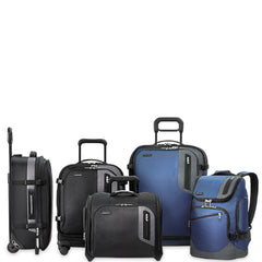 BRX Bags and Luggage in colors blue and black