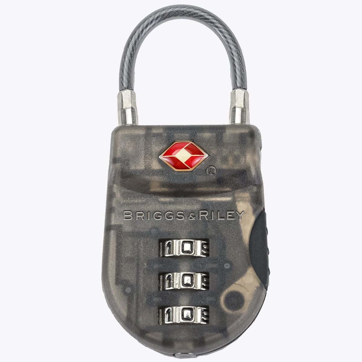 Briggs and Riley Cable Luggage Lock