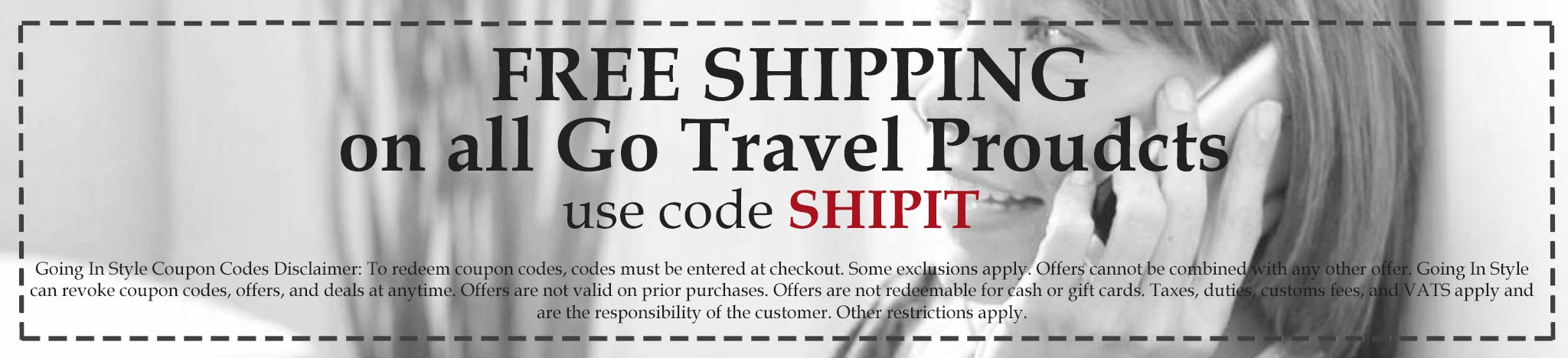 go travel products coupon
