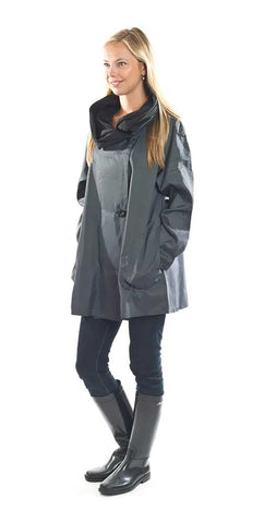 Mini Silver color Mycra Pac Raincoat