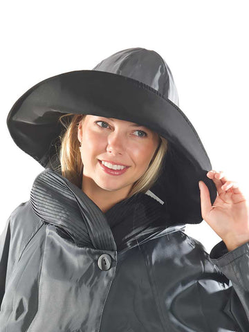 Buy Mycra Pac Rain Hats in Colors Nickel, Grape, Bronze and Scroll