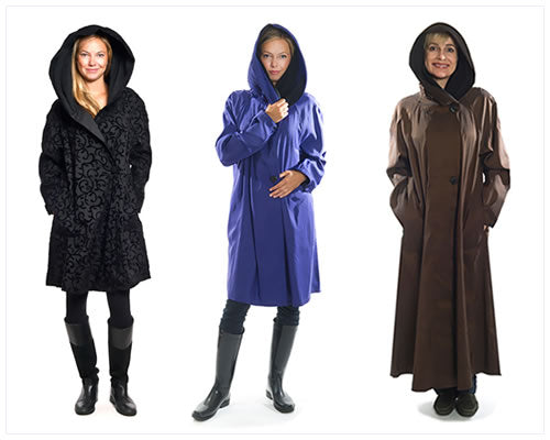Mycra Pac Long Raincoats