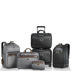 Shop Briggs & Riley Business Briefs and Backpacks in Grey and Black
