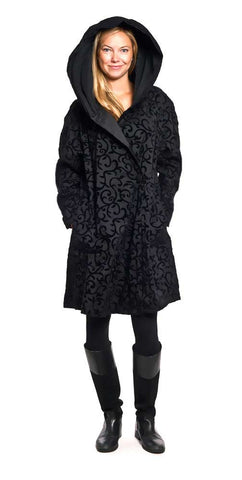 Short Scroll Mycra Pac Raincoat