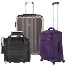 Lipault delsey travelpro travelon brand luggage