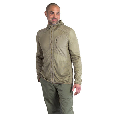 ExOfficio BugsAway Sandfly Mens Jacket Walnut Tan